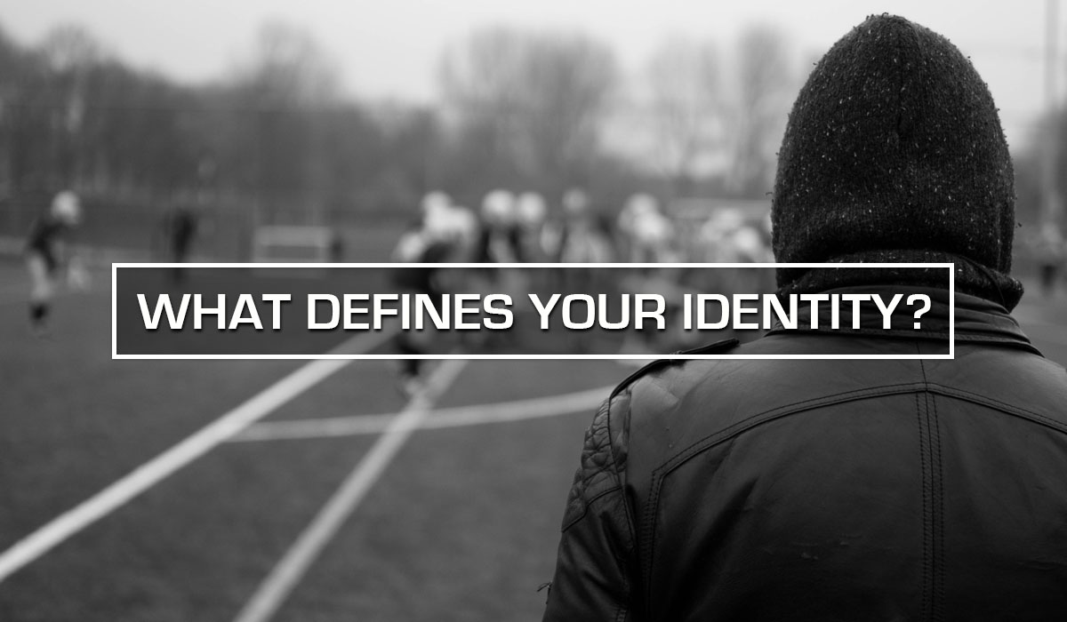 what defines your identity Or is it impacted simply by your occupation and hobbies and the values and   occupation and hobbies can also define your identity because.